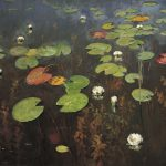 Water lilies, 1895
